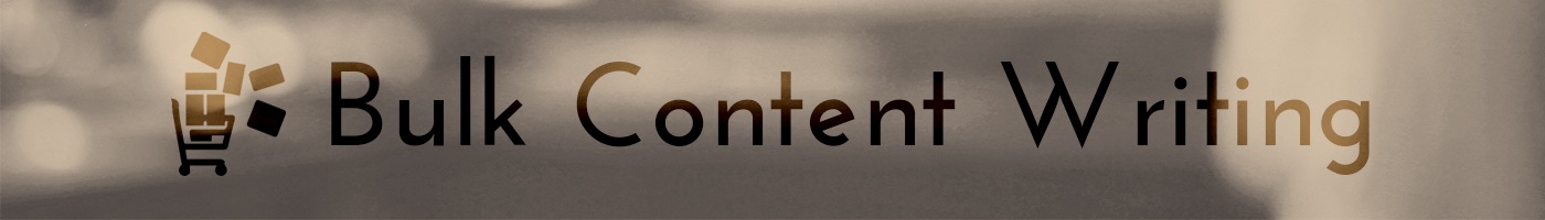 Bulk Content Writing Services in Delhi NCR | Gurgaon | Noida - Scribblers India
